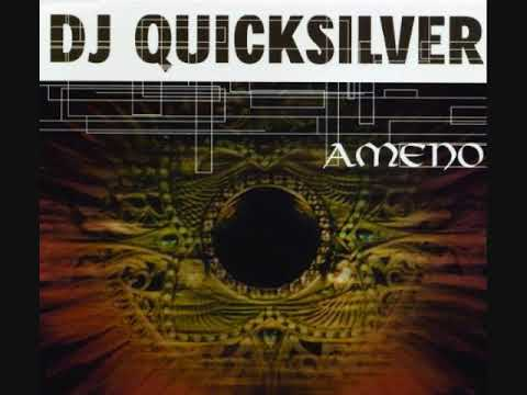 DJ Quicksilver ‎ Ameno MaxiSingle