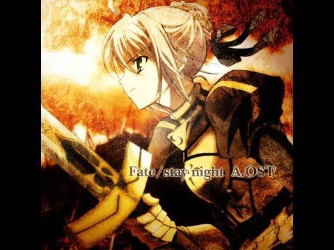 Fate/Stay Night - Soundtrack - 01 disillusion (TVサイズ)
