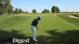 Tom Watson on the Bump-And-Run-Chipping & Pitching Tips-Golf Digest