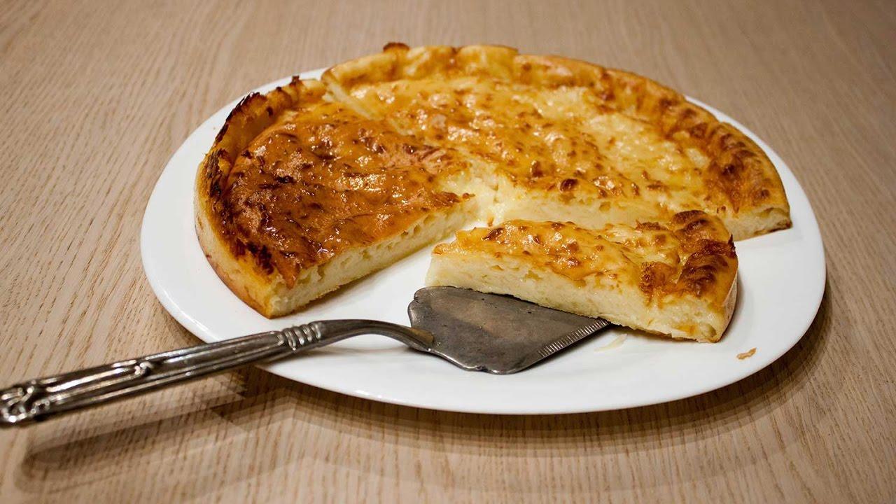 Хачапури с сыром рецепт в духовке видео