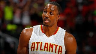 dwight howard found out he got traded to the hornets in the most embarrassing way possible