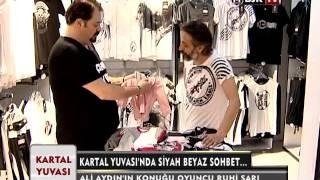 Kartal Yuvası Programı - Ruhi Sarı - Part 1 - BJK TV