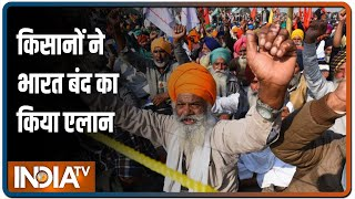 Protesting farmers call for Bharat Bandh, 5th round of talks today