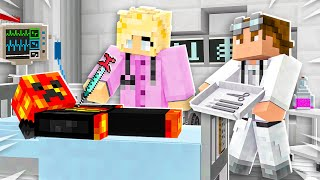 I Found a DOCTOR Only Server in Minecraft!