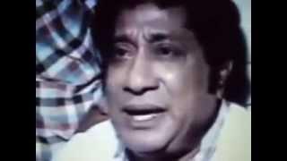 sivaji feel about mgr death