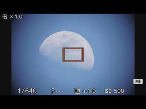 MOON TV LIVE - Quick Stream - Waxing Gibbous 64 - Daytime Moon, Evening Sun - 4KHD