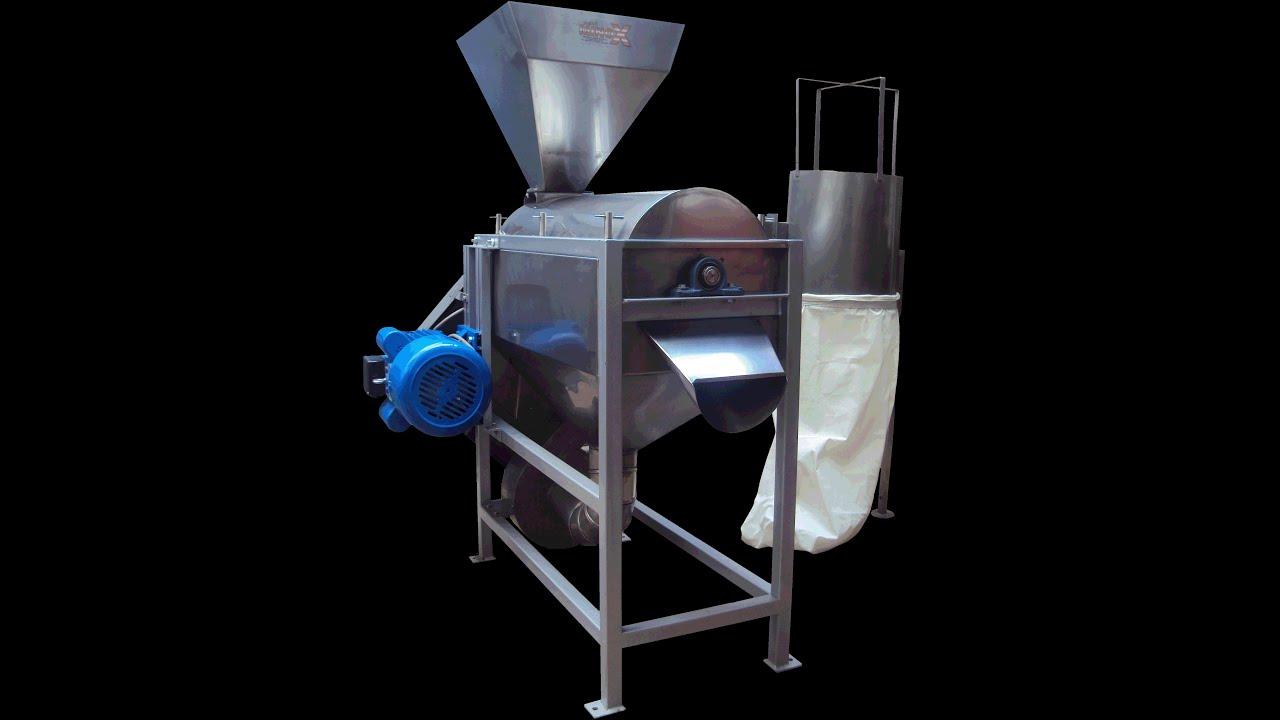Maquinas agroindustriales youtube - Molino de trigo ...