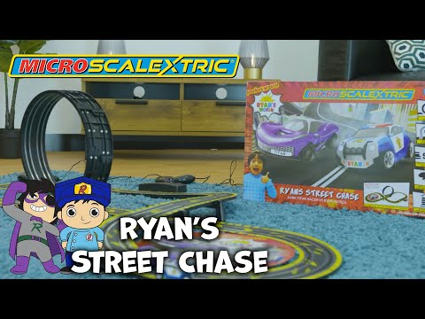 MICRO SCALEXTRIC – RYAN'S WORLD