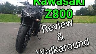 kawasaki z800 review walkaround