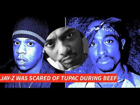 Tupac Had Jay-Z Scared To Perform In L.A. , Prodigy of Mobb Deep Was Right Jay-Z Was Scared of BEEF