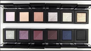 NARS Dual-Intensity Eyeshadows: Wet/Dry Swatches & Review
