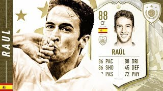 Worth The Unlock?! Fifa 20 Icon Swaps 88 Raul Review! Fifa 20 Ultimate Team