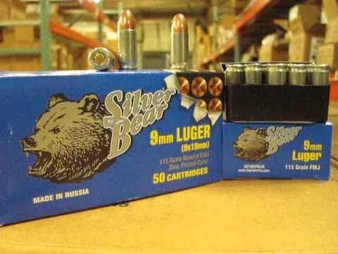 Silver Bear 9mm