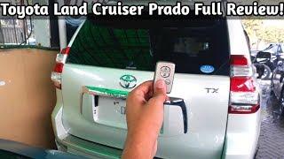Toyota Land Cruiser PRADO 2013 Full Review: Price Specs & Features - SUV