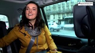Une journée avec Marie Bochet lors de sa tournée médias
