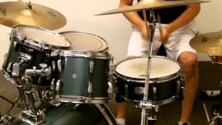 Drum Cover: Agalloch - I Am the Wooden Doors