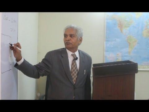 Human Geography class Majid Husain Sir