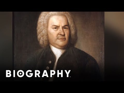 Johann Sebastian Bach - Music Composer For Churches & Creator of the Art of Fugue | Mini Bio | BIO