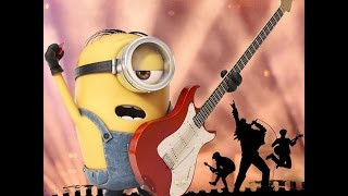 Minion rock'n roll