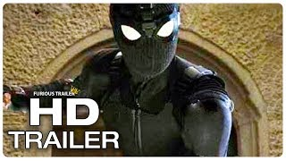 SPIDER MAN FAR FROM HOME CCXP Panel Highlights + Trailer Reveal (2019) Tom Holland Superhero Movie