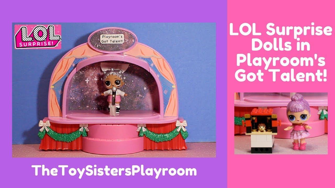 Playroom Surprise