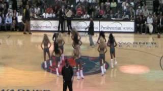 Charlotte Bobcats LadyCats 11/10