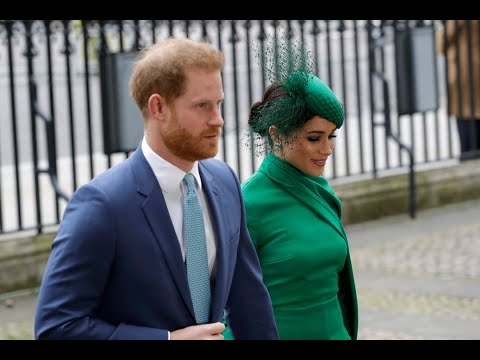 US Won't Pay For Harry And Meghan's Security