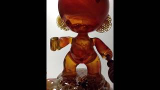 Coyle and Joe Peters Honey Munny Collab