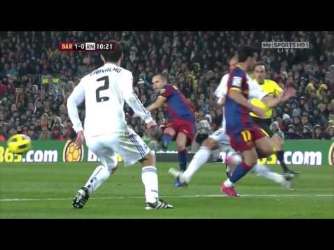 Barcelona Vs Real Madrid - Full Match (29/11/2010)