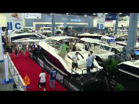US boat builders try to regain their sail
