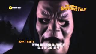 Dublin Ghost Bus Tour: Extra Spooky Edition