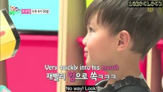 [ENGSUB] 151021 Oh My Baby Taeoh & Kai preview 4