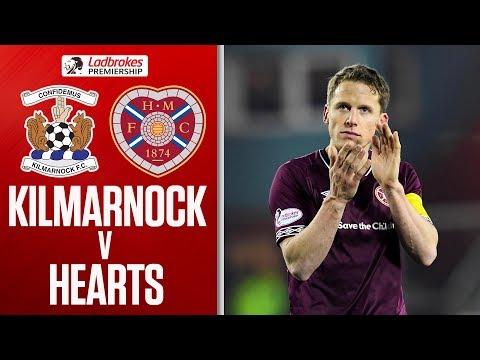 Kilmarnock 1-2 Hearts | Hearts Claim 2nd Rugby Park Win! | Ladbrokes Premiership