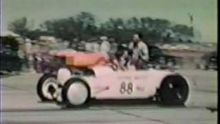 Vintage Drag Racing, First Ever NHRA National Event in 1955
