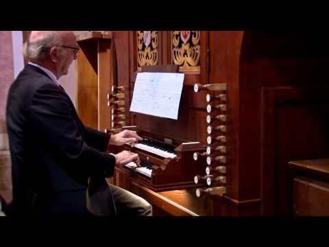 Jacques van Oortmerssen - J.S. Bach - Liebster Jesu, Wir Sind Hier BWV 731 - Live in Smarano