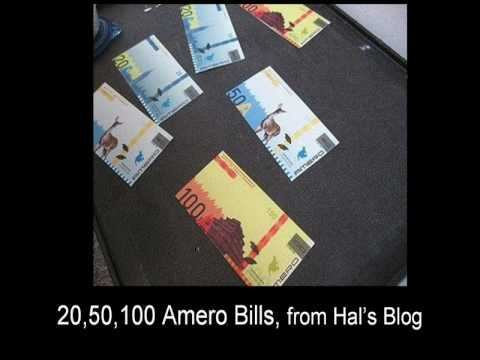 New Amero Bill