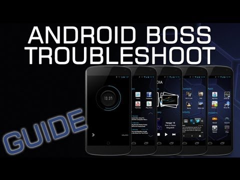 Android Ubuntu Boss Troubleshoot Guide + Tips & Tricks