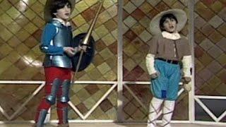 BOTONES - Don Quijote y Sancho (1979)