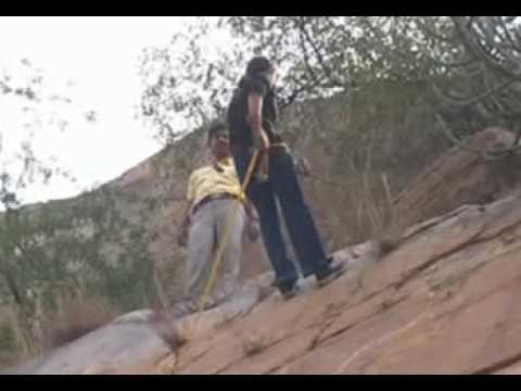 mountaineering video