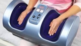 Обзор массажера для ног US MEDICA Angel Feet