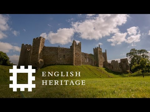 A 360° View of Framlingham Castle
