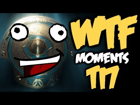 Dota 2 WTF Moments The International 7 Special Edition