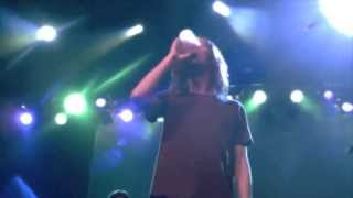 TAME IMPALA - KEEP ON LYING  with AUTO PROG 2 live @ the electric factory PHILADELPHIA 6-19-13