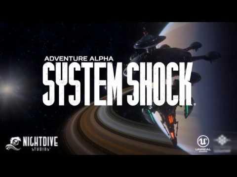 System Shock: Adventure Alpha 1st Look – Nightdive Studios