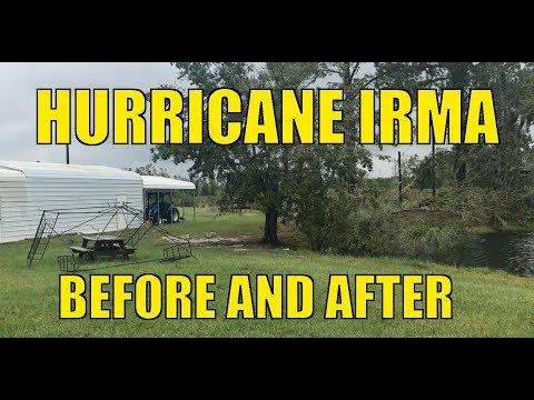 Hurricane Irma Day-by-Day Journal