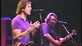 Grateful Dead - Man Smart Woman Smarter - 12.31.85 - Oakland CA - 03