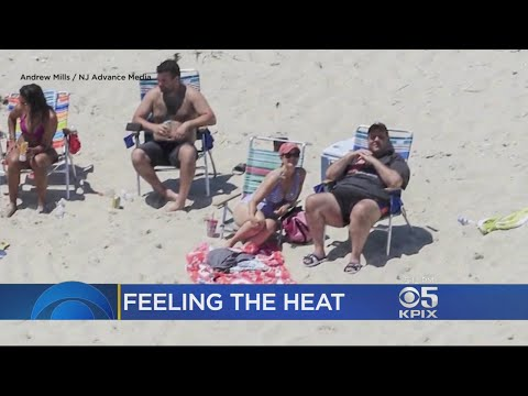 New Jersey Governor Dismisses Critics After Lounging On Beach Closed To Public