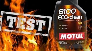Motul 8100 Eco clean C2 5W30 Który olej silnikowy jest najlepszy?