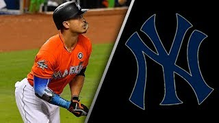 Giancarlo Stanton TRADED to New York Yankees!