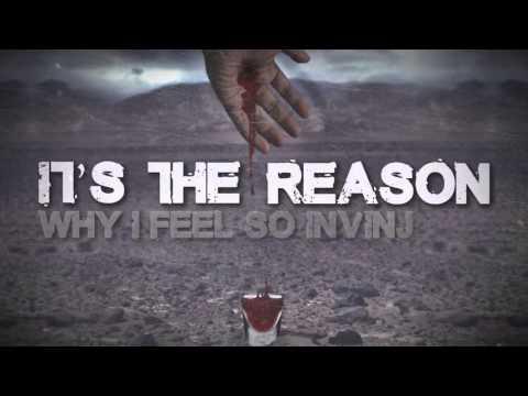 I Collapse - Crucifixion & Cognac feat. Jonny Craig (Lyric Video)